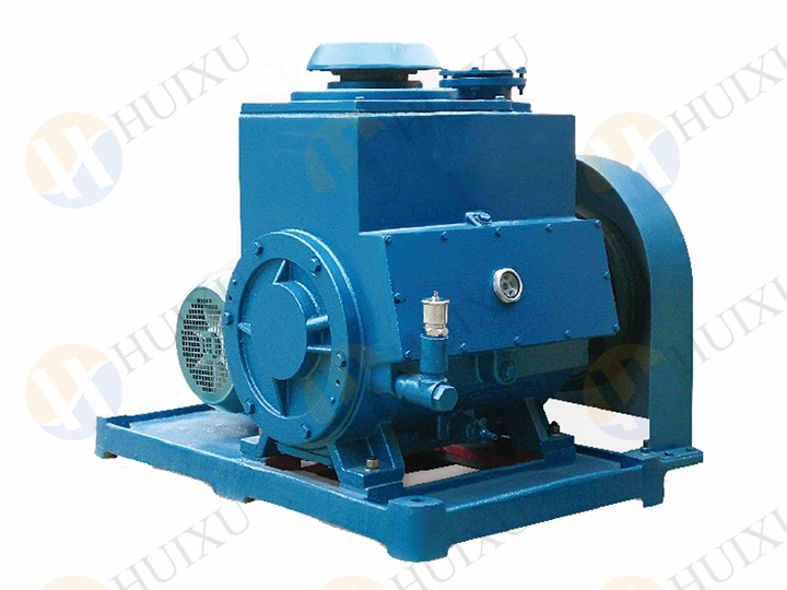 2X Belt Type Vacuum Pump